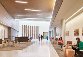Interiors Of Edmonds Swedish Edmonds Ambulatory Care Center Nbbj