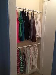 Shower Curtain For Closet Door New Closet Curtain Solutions Roselawnlutheran