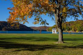 Haskins Valley Campground Parks City Of Danbury