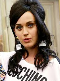 bump it did katy perry wear a bumpit in hair yesterday