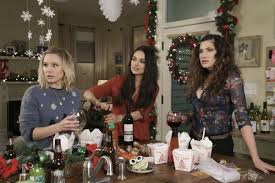review u0027bad moms christmas u0027 is half baked for the holidays