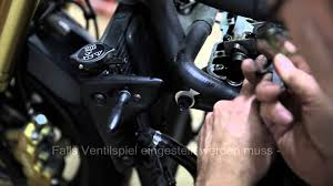 valve adjustment speed triple 1050 youtube