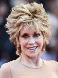 are jane fonda hairstyles wigs or her own hair jane fonda hairstyles hairstyles4 com hairstyles pinterest