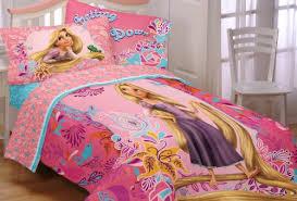 Tangled Bedding Set Disney Tangled Let My Hair Sheet Set Home