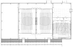 lecture hall floor plan projects volker giencke giencke u0026 company architects graz