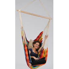 Hammaka Hammock Chair Hammaka Nami Deluxe Hanging Hammock Lounger Chair 5 Colors