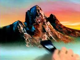 bob ross mountain at sunset season 12 episode 10 youtube