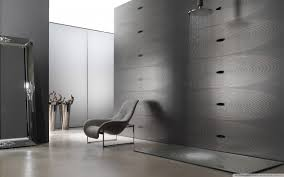 Grey Bathroom Ideas Modern Bathroom Wallpaper Design Bedroom And Living Room Image