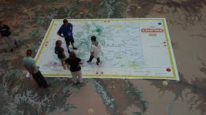 Maps Of Colorado Giant Map Of Colorado Colorado Geographic Alliance University
