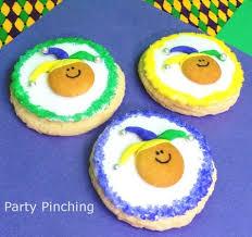 mardi gras cookies mardi gras dessert ideas cupcakes king s cake
