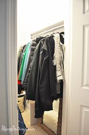 tackling the closet under the stairs a total home makeover post
