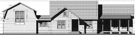 Cottage Curb Appeal - cottage curb appeal exterior elevations u2013 angie builds a house