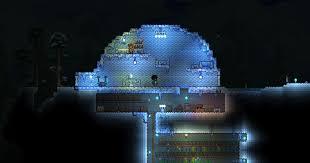 an igloo terraria