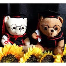 convocation graduation teddy bear 22cm lazada malaysia