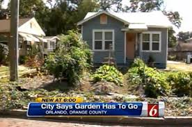 fla man fighting to keep front yard veggie garden after city says