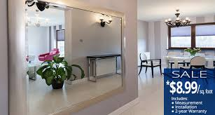foyer mirrors foyer mirrors dulles glass
