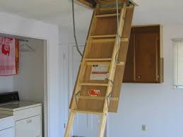 43 pull down stairs attic amazing attic stairs pull down pole