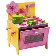 djeco cuisine djeco jouet ma cuisinière en bois achat vente dinette