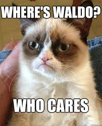 Waldo Meme - where s waldo cat meme cat planet cat planet