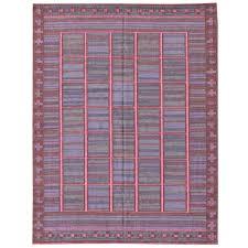 Large Kilim Rugs Large Scandinavian Design Kilim Rug For Sale At 1stdibs
