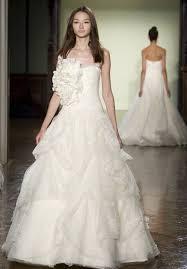 designer wedding dresses 2010 vera wang designer wedding dresses