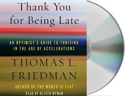 benefits of thanksgiving to god thank you for being late an optimist u0027s guide to thriving in the