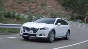 Design Extérieur Peugeot 508 Rxh I Restylée Vidéo Officielle