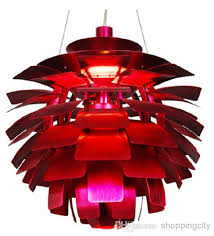 Artichoke Chandelier Discount Ac110v 220 230v Louis Poulsen Ph Artichoke Pendant Lamps