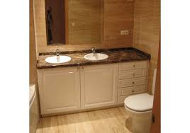 Bathroom Furniture White Gloss White Bathroom Cabinets Brown Marble Estepona Costa Sol