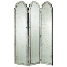 Mirror Room Divider by Home Isabella Mirrored Room Screen Wayfair