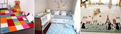 tapis pour chambre bébé le tapis chambre bébé confort et déco au ras du sol idées