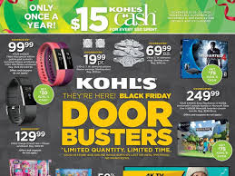 black friday ad leaks target kohl u0027s black friday ad leaks wcpo cincinnati oh