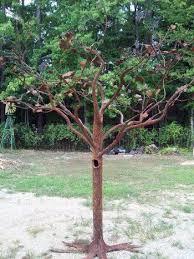 metal tree by j miller welding metal tree and welding