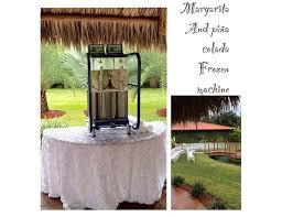 margarita machine rentals food machine rental archives my florida party rental