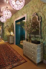hallway by katie curtis design eclectic entry and hall in new