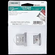 wahl 5 star t shaped trimmer blade