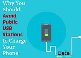 Charge Your Phone Why You Should Avoid Using Public Usb Stations To Charge Your Phone
