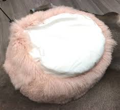 Big Bean Bag Chair by Furniture U0026 Rug Sheepskin Beanbag Outdoor Beanbags Jumbo Bean
