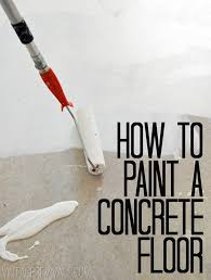 how to paint concrete updated plus my secret cleaning tip