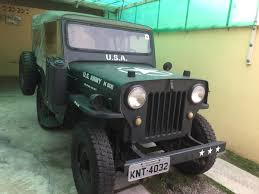 jeep kaiser jeep kaiser militar m 606 r 45 000 em mercado libre