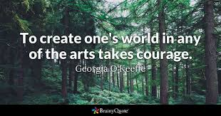 Georgia O Keeffe Quotes BrainyQuote