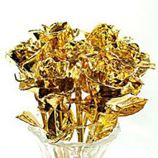 gold dipped roses gold roses by the forever official site
