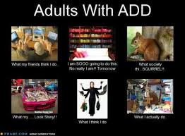 Add Meme To Photo - adults with add meme adhd humor and stuffing