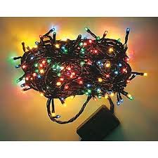 8 function multi color led christmas lights decoration light