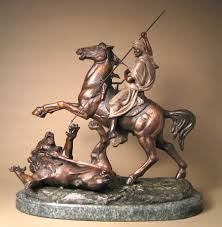 barye lion sculpture lion hunt by antoine louis barye animals birds sculpture