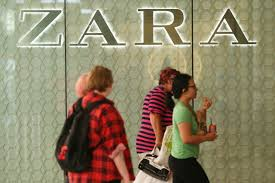 Hollywood Fashion Tape Retailers Zara U0027s New Focus Bigger Bricks More Clicks Wsj