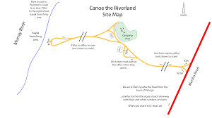 Site Map Ctr Site Map Canoe The Riverland