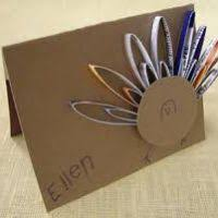 thanksgiving cards crafts divascuisine