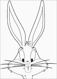 bugs bunny coloring free coloring pages art coloring pages