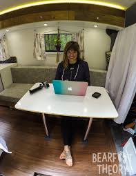 Bathtub For Tall People Full Tour Of My 4x4 Mercedes Sprinter Van Conversion Bearfoot Theory
